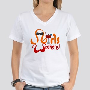 I'll Drink to That! Women's V-Neck T-Shirt