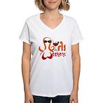 I'll Drink to That! Women's V-Neck T-Shirt