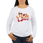 I'll Drink To That! Women's T- Long Sleeve
