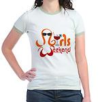 I'll Drink to That! Jr. Ringer T-Shirt