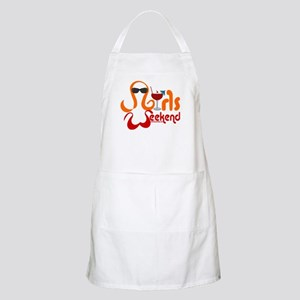 I'll Drink To That! Girls Weekend Apron