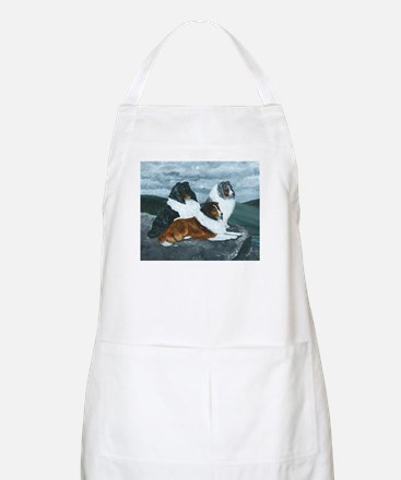 Shelties in the Mist Apron