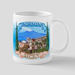 Taormina Sicily Mug