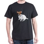 Jack Russell Painting Dark T-Shirt