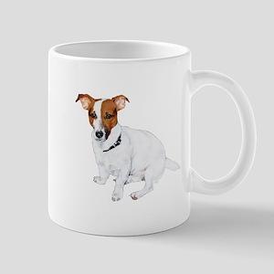 Jack Russell Painting Mug