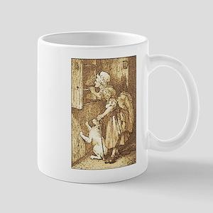 Old Mother Hubbard, #2 Mug