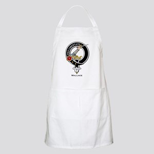 Wallace Clan Crest BBQ Apron