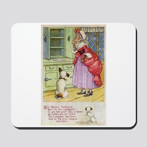Old Mother Hubbard, #1 Mousepad