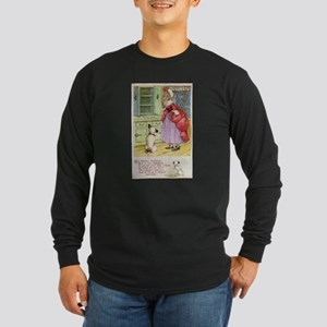 Old Mother Hubbard, #1 Long Sleeve Dark T-Shirt