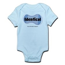 Identical (twin design) Infant Bodysuit