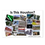 Is This Houston? Postcards (Package of 8)