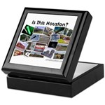 Is This Houston? Keepsake Box