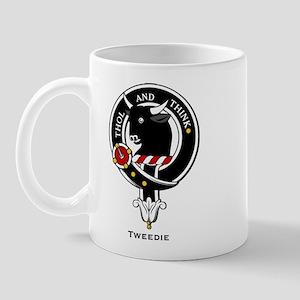 Tweedie Clan crest Mug