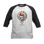 Trotter Clan Crest Kids Baseball Jersey