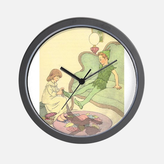 Old Mother Hubbard, #1 Wall Clock