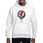 Stuart Clan Crest Hooded Sweatshirt