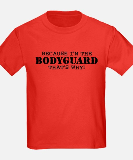 Funny Bodyguard T