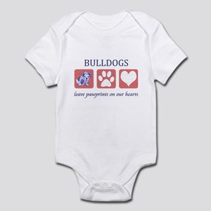 Bulldog Lover Gifts Infant Bodysuit