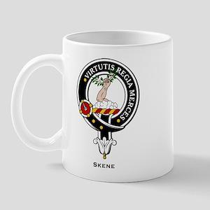 Skene Clan Crest / Badge Mug