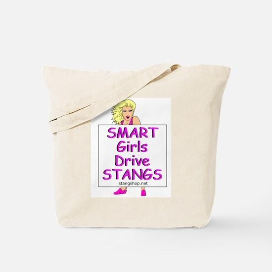 SMART GIRLS Tote Bag