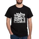 I'm So Lost Dark T-Shirt