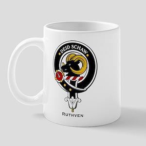 Ruthven Clan Crest / Badge Mug