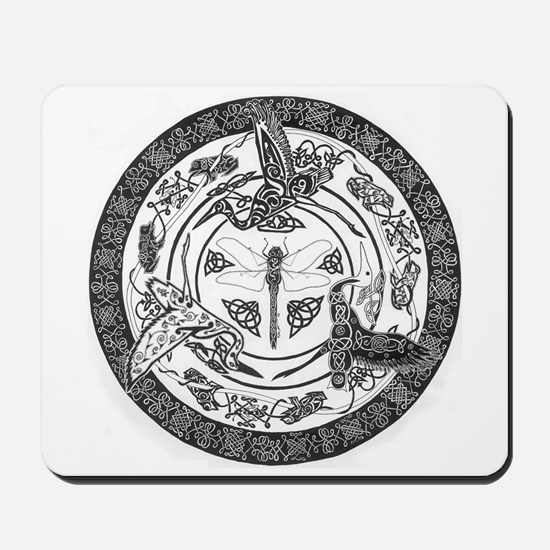 The Pond Mousepad