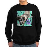 I'm a Pisces Sweatshirt (dark)