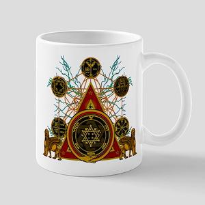 SOLOMON'S MAGIC PENTACLES Mug