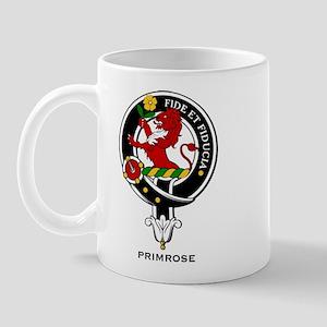 Primrose Clan Crest / Badge Mug