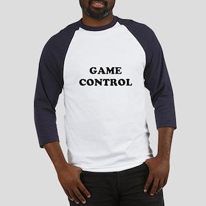 Came Control Baseball Jersey