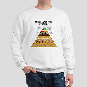 Coffee Pyramid Sweatshirt