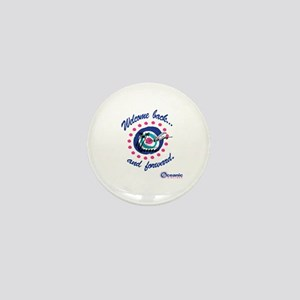 Oceanic Airlines Mini Button