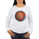 Peacock Women's Long Sleeve T-Shirt