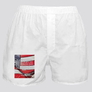 Big Government - Jefferson Boxer Shorts