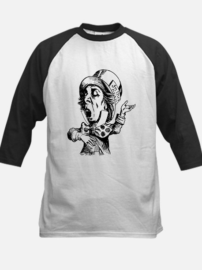 Mad Hatter Kids Baseball Jersey