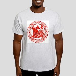 Ox Zodiac Light T-Shirt