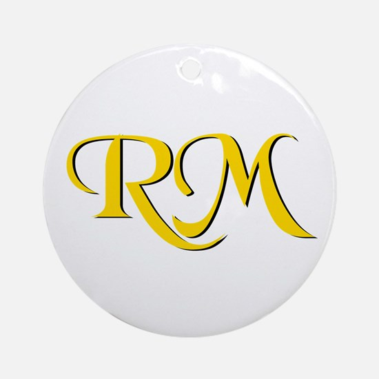 RM Ornament (Round)