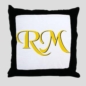 RM Throw Pillow
