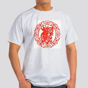 Rabbit Zodiac Light T-Shirt