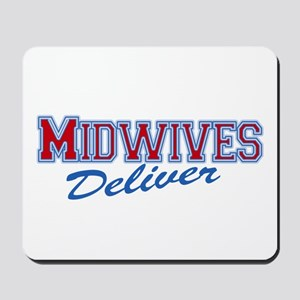 Midwives Deliver, Midwife Mousepad