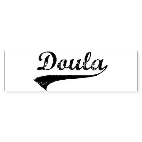 Doula Sticker (Bumper)