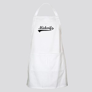 Midwife BBQ Apron
