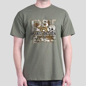 Of Mice and Ben Military Brown Dark T-Shirt