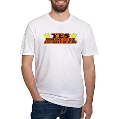 I AM King Funny Shirt