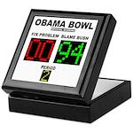 Obama Bowl Keepsake Box