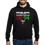 Obama Bowl Hoodie (dark)