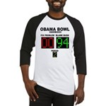 Obama Bowl Baseball Jersey