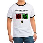 Obama Bowl Ringer T