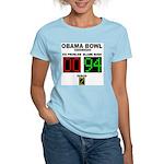 Obama Bowl Women's Light T-Shirt